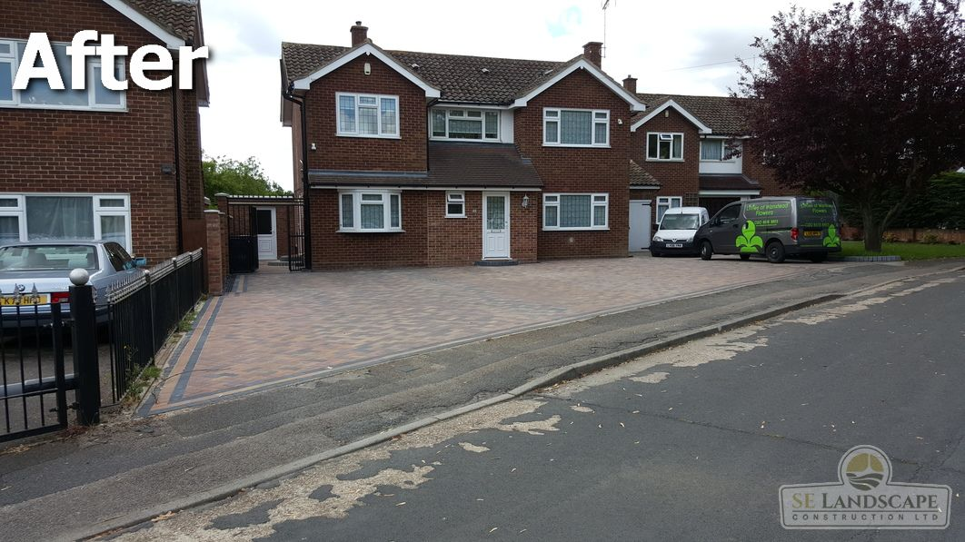 block paving essex
