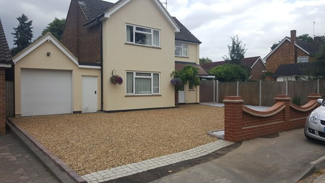gravel driveways essex