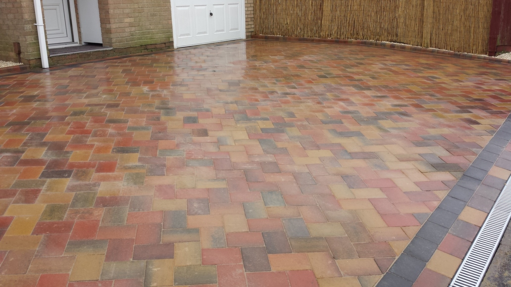Paving Basildon After