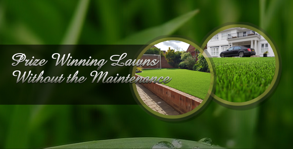 We're experts in transforming dull, patchy, lifeless grass into lush green lawn areas with our artificial grass installation service.