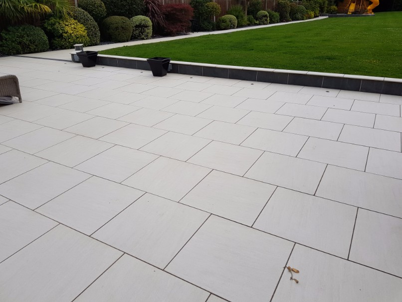 Patio in Essex