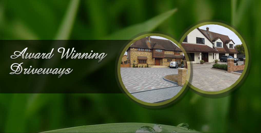 Each driveway we create is custom designed and individually tailored to enhance your property's surroundings