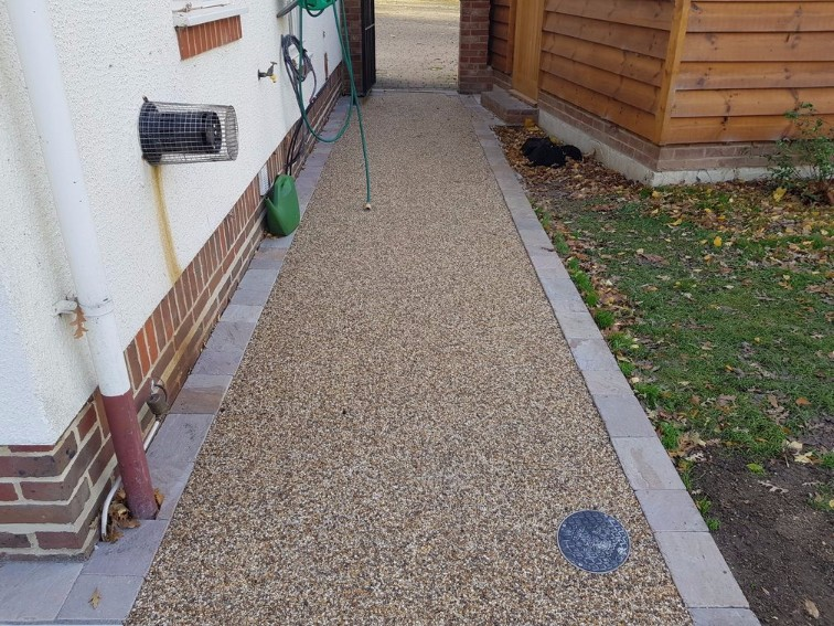 Patio in Danbury Essex - After 8