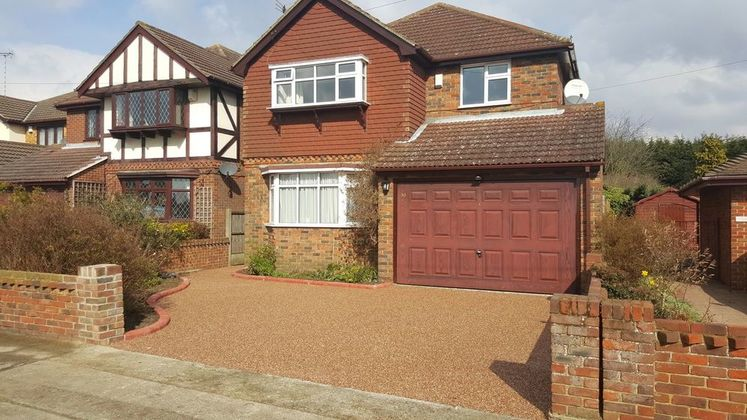 Resin Bound Driveways Essex
