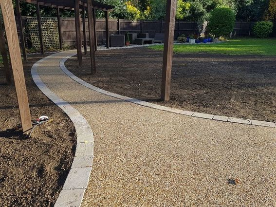 Resin Bound Path Essex