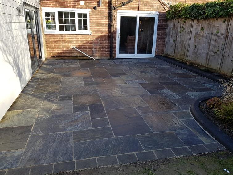 Sandstone Patio Chelmsford