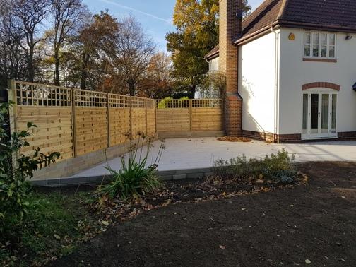 7 Benefits Of A New Garden Fence In Essex Se Landscape